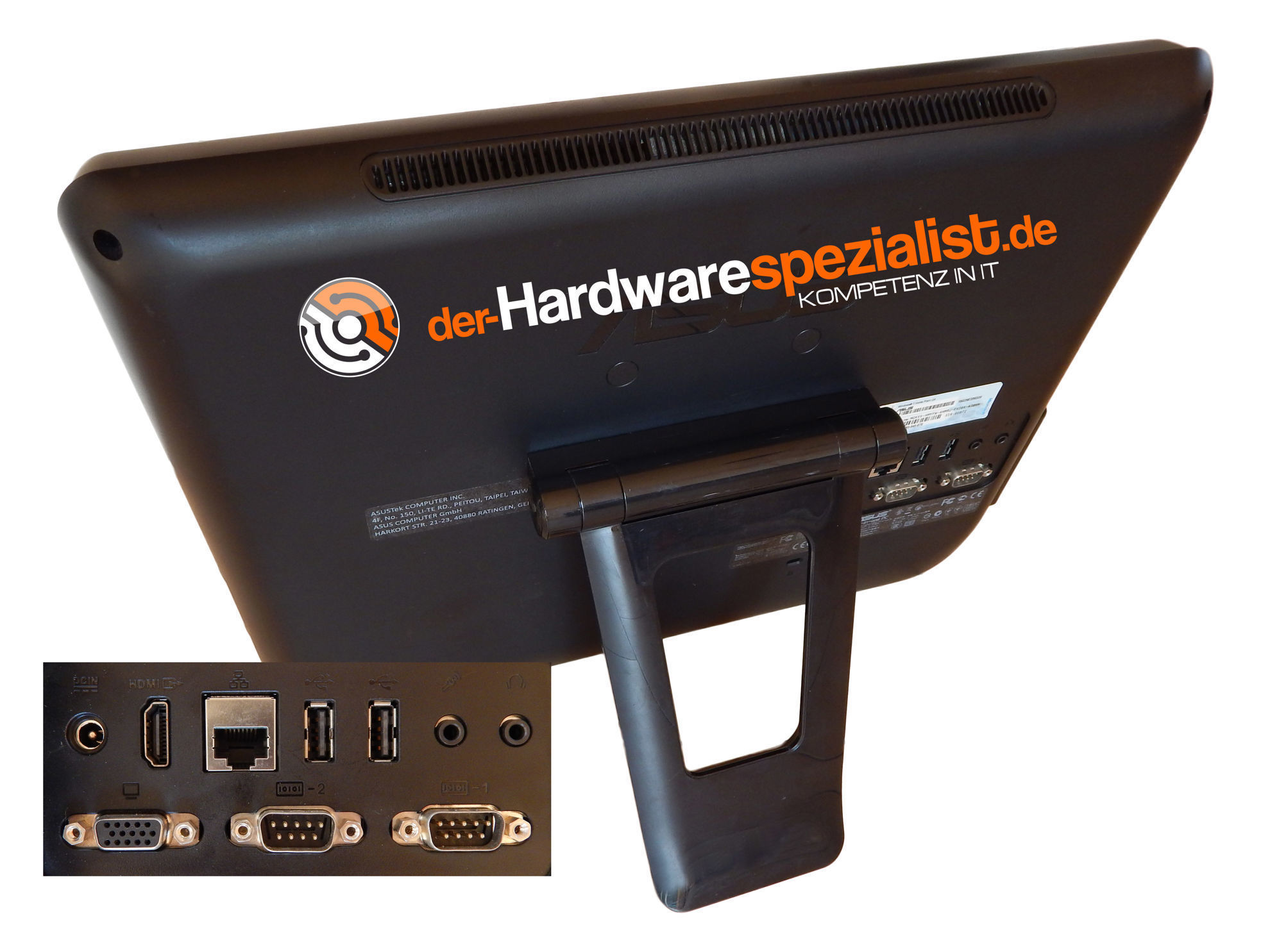 Bild von Asus EeeTop ET1612IUTS (WIN10 US+HDD) All in One PC POS TouchComputer Kassensystem (Generalüberholt)